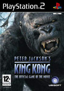 King Kong - Juegos PS2